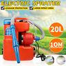110V 20L Electric ULV Fogger Sprayer Fogging Machine Mosquito Killer Farming new