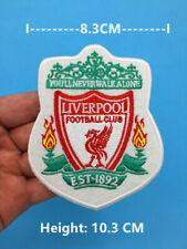 Premier League Liverpool badge Liverpool football embroidery patch-8.3CMX10.3CM