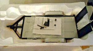 SUPERIOR 1/24 SS0602 SUNNYSIDE DIE CAST & PLASTIC FLATBED CAR HAULER TRAILER