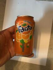 Fanta Orange Can / Bottle Hidden Secret Container Compartment Diversion Stash #1