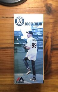 G-Eazy Bobblehead Oakland A's 2017 Brand New NIB With Sound Majestic