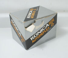 KONICA BOX ONLY FOR AUTOREFLEX T/HEXANON 1.8/CASE/154819