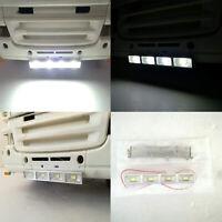 1:14 LED Light Front Spotlight for Tamiya Scania R620 R470 56323 Tractor Truck