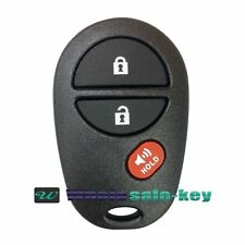 NEW Keyless Entry Remote Control Replacement for Tundra Tacoma Sequoia GQ43VT20T
