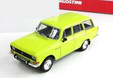 DeAgostini 1:43 Russian Moskvitch-2137 & mag №133 Cars USSR