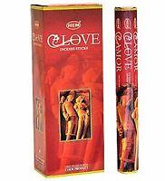 Hem Incense Sticks Love Bulk 120 Stick for Cleansing Spiritual Blessings