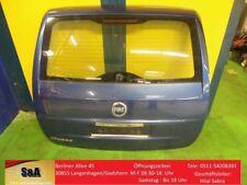 Fiat Ulysse EZ05 (179)     Heckklappe Mit Scheibe   Blau 424      (10629)