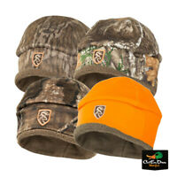 DRAKE WATERFOWL NON TYPICAL SHERPA SILENCER BEANIE WITH AGION ACTIVE XL