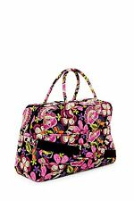 Vera Bradley Weekend Bag Pirouette Pink New With Tags