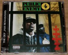 Public Enemy - It Takes A Nation Of Millions To Hold Us Back - A Fine Copy - CD