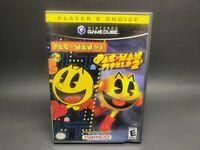 NEW Pac-Man vs./Pac-Man World 2 (Nintendo GameCube) Complete **NO SCRATCHES** CA
