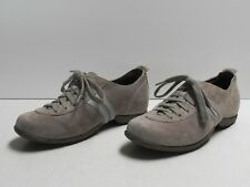 Women's Merrell Duet Gun Metal Suede Leather Casual Shoes Size 6
