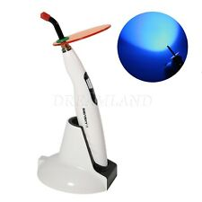 Dental 5W Wireless Curing Light LED Lamp Cordless Three Working Models T4 TOP