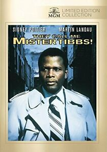 THEY CALL ME MR TIBBS NEW DVD
