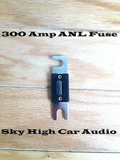 300 Amp ANL Fuse by Sky High Car Audio Inline Fuse for Car Audio