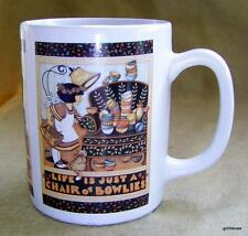 "Mary Engelbreit Mug ""Life is just a chair of Bowlies"""