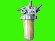 Kraftstoffhahn mit Kraftstofffilter Kubota Benzinhahn universal Dieselhahn