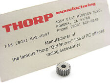 Vintage THORP Dirt Burners 4753 RC10 48P Steel Top Shaft Gear for 6GEAR Tranny !