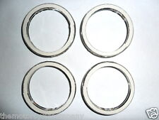 EXHAUST GASKETS for KAWASAKI ZX12R ZX1200 set of 4