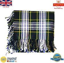 "NUOVO scozzese kilt patta a quadri Dress Gordon 122cm x 48 ""/ HIGHLAND FLY Plaid"