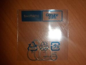 Shimano Twinpower Stella Stradic..13/5mm Master/Pinion Gear Adjusting Washers