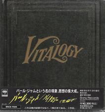 PEARL JAM - Vintalogy - CD - Sony - SRCS-7525 - 1994 - Rock Alternative - Japan