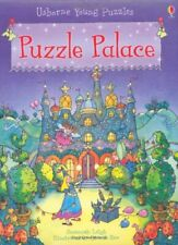 Puzzle Palace (Usborne Young Puzzles)-Susannah Leigh,Brenda Haw