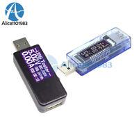 USB Doctor LCD Tester Voltmeter Ammeter Voltage Current Power Capacity Detector