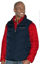 NWT MEN'S NHL Columbus Blue Jackets G-III 3-IN-1 QUILTED VEST and JACKET 2XL
