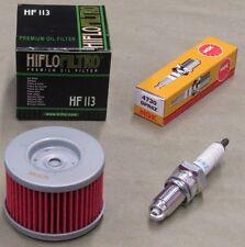 NEW 2001 Honda TRX400EX Tune Up Kit Oil Filter Spark Plug 99-08 TRX 400EX T8