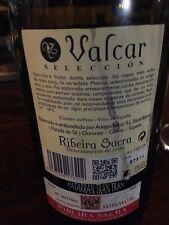 CAJA DE 12 BOTELLAS DE VALCAR SELECCION, D.O. MENCIA RIBEIRA SACRA, VINO TINTO