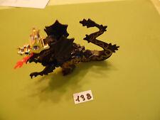 LEGO decorativa dorata drago da 7419