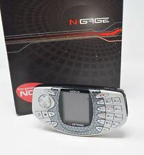 Nokia N-Gage Mobile Phone Retro Smartphone Gaming FAULTY