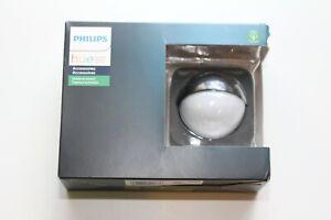 Philips Hue 541730 Outdoor Motion Sensor - Black/White OPEN BOX