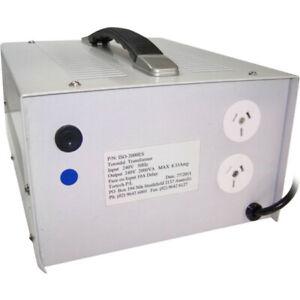 ISO2000ES-240V TORTECH 2000Va Isolation Transformer Mains Electrostatic Screen