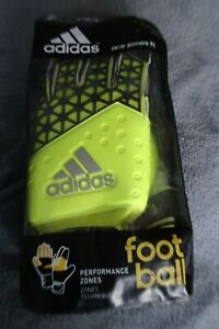 Adidas ace zones finger tip goalkeeper gloves size 11.5