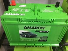 Amaron Car Battery suit Nissan Patrol GU Diesel Models 2000 - upwards 775CCA