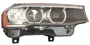 BMW X3 X4 2015-2018 RIGHT XENON W/O ADAPTIVE HEADLIGHT HEAD LIGHT LAMP