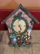 Garden House Clock Clock Doesn't Work But Very Pretty