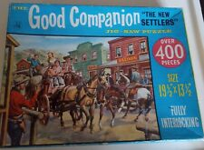 Good Companions Jigsaw Puzzle The New Settlers (Wild West)