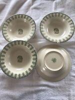 Pfaltzgraff    Naturewood  Cereal Bowls  Set of 4   USA