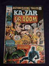 Astonishing Tales #7 (Aug 1971, Marvel) MID/HIGH GRADE