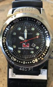 Men's/Unisex New Freestyle Hammerhead 200M Dive Watch Black 45mm Msrp $125