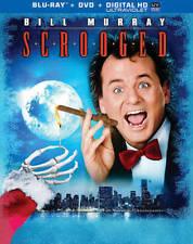 Scrooged~Bill Murray~Steelbook (Blu-ray/DVD) NEW  **Free Shipping**