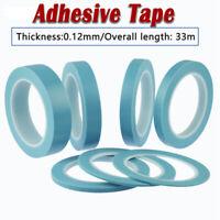 PVC Zierlinienband Fineline Konturenband Klebeband 10-50mm x 33m für Autolack