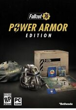 Fallout 76 Power Armor Edition PC Collector's Edition /w Wearable T-51 Helmet