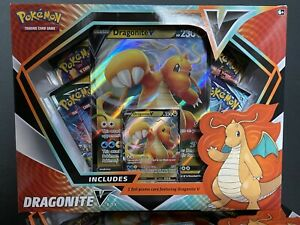Pokemon TCG Dragonite V Box [New]