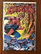 Badger #1 (1983) 1st appearance of The Badger