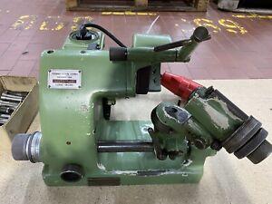 Einschneidefräser Schleifmaschine Stichelschleifmaschine Michael Deckel S0