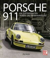 Porsche 911 - luftgekühlte (Ur-G-Modell 964 993 Carrera RS RSR Turbo) Buch book